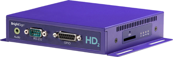 Digital Signage-Player HD1022